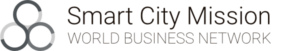 smart city mission logo for enterprise menu