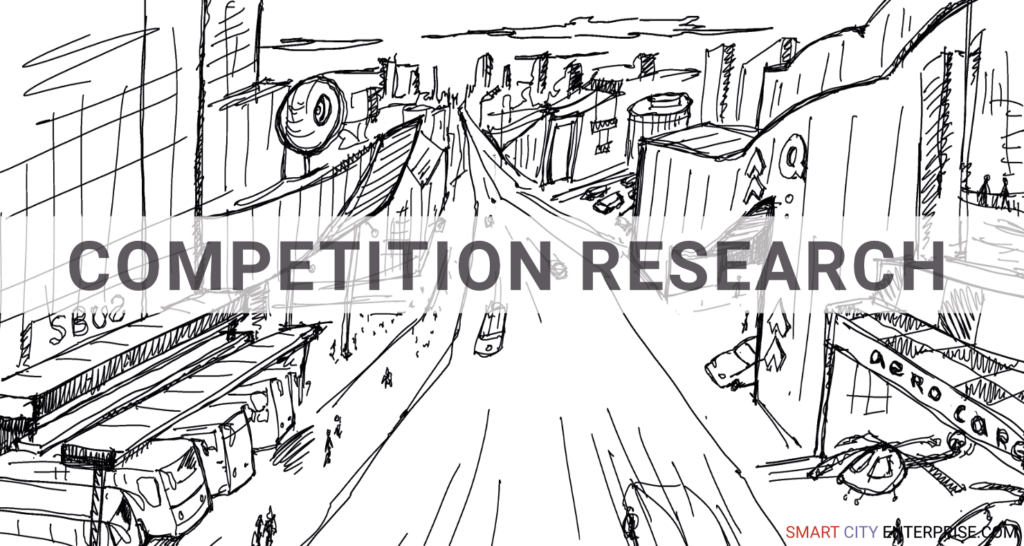 competition research smart city market research b2b b2g business