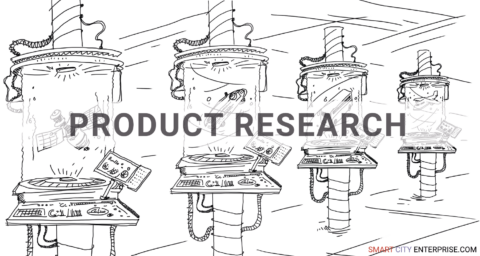 product research smart city market research b2b b2g business
