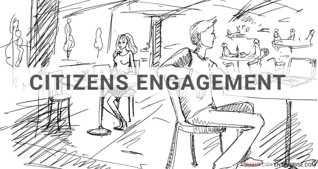 citizens engagement smart city strategy development vision mission cities government services best