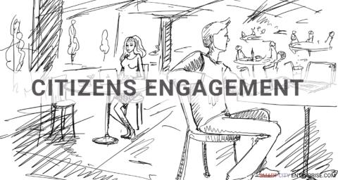 citizens engagement smart city strategy development vision mission cities government services best