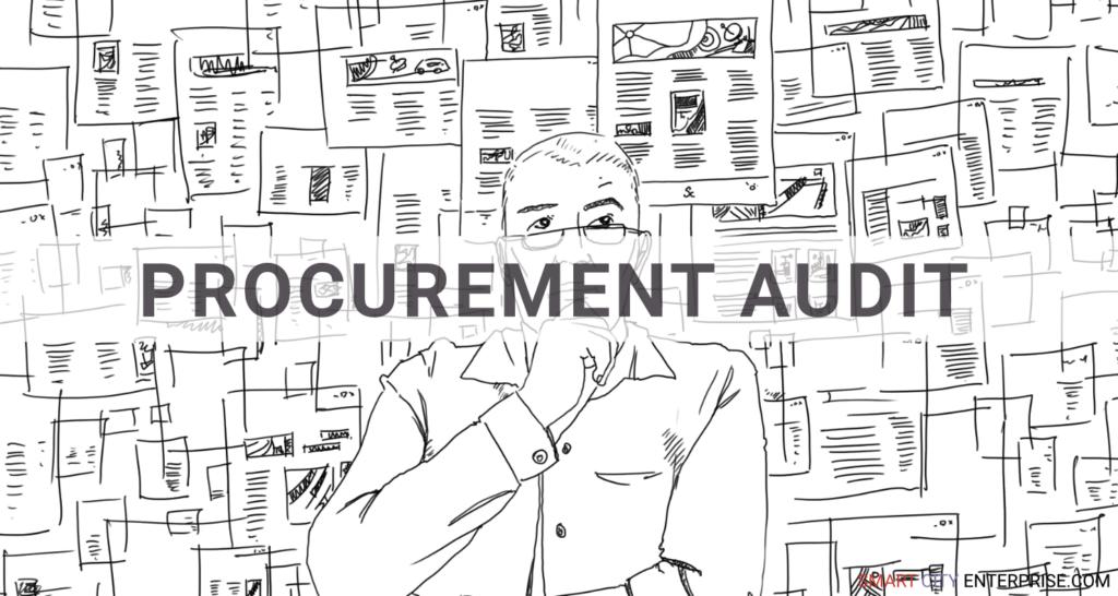 procurement audit management b2b smart city b2g business cities