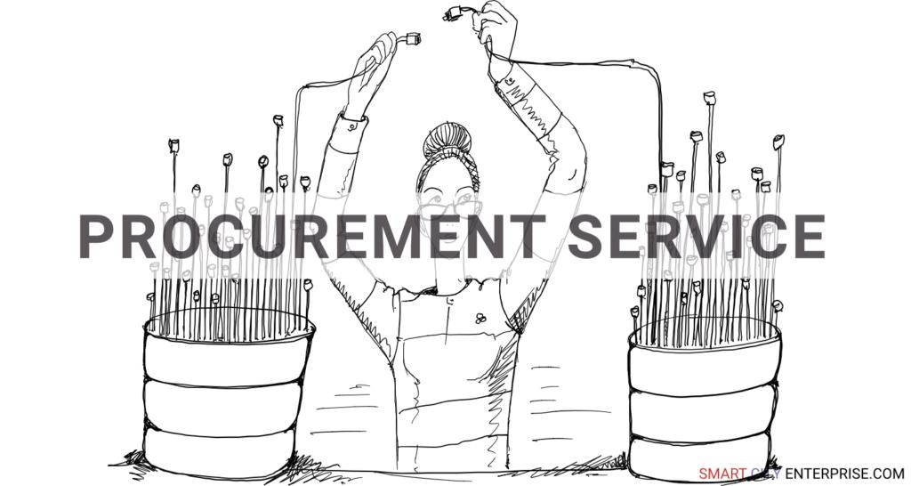 procurement service management b2b smart city b2g business cities
