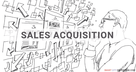 sales acquisition customers b2b smart city market research b2g business contacts