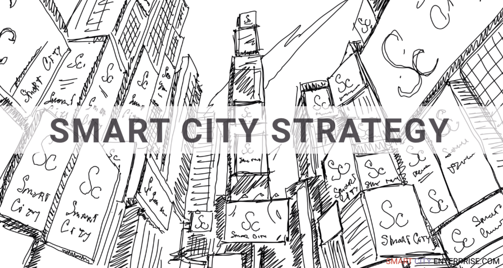 smart city strategy development vision mission cities government services best
