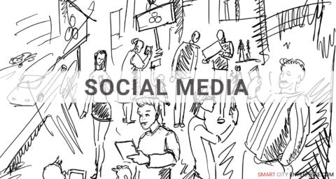 social media management development management customers b2b smart city b2g business cities